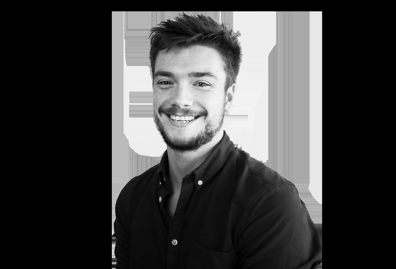 Portrait of Cameron Gibson